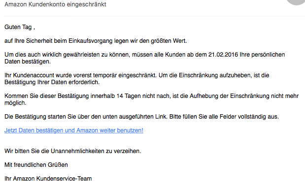 amazon-spam-mail