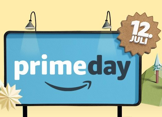 amazon Prime Day 2016 am 12. Juli 2016