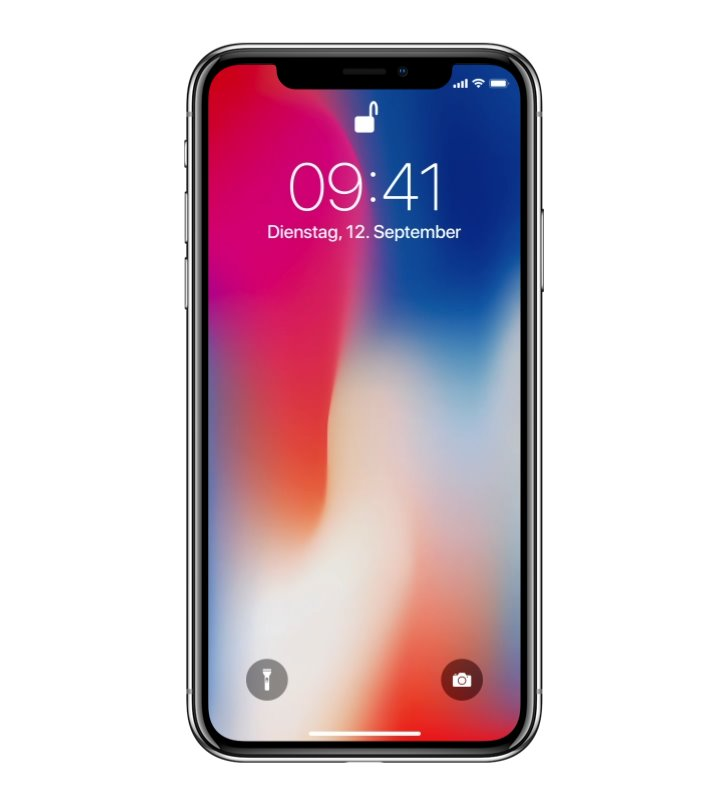 iPhone X Display